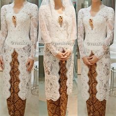 Classic Vera Kebaya, Kebaya Hijab, Kebaya Brokat, Kebaya Dress, Kebaya Muslim, Malay Wedding Dress, Kebaya Wedding, Muslimah Wedding Dress, Kebaya Modern Dress