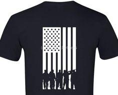 Flag Shirt, American Flag Shirt, Military Shirt, Fourth of July Shirt, American Flag T Shirt, Military T Shirts, Men's TShirts, Mens TShirt