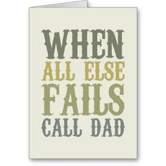 When All Else Fails Call Dad Classic White Coffee Mug Holiday Cards, Christmas Cards, Father's Day Greeting Cards, Dad Mug, White Coffee Mugs, Custom Mugs, Classic White, Photo Cards, Gifts For Dad