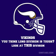 New Team Slogan: MINNESOTA VIKINGS