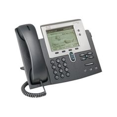 Cisco is a 2 line IP phone which can be used for SIP VoIP communications. It can be used with the Cisco Call Manager Solution, or SIP phone. Refurbished Desktop, Refurbished Phones, Smartwatch, Telephone Line, Unified Communications, Cisco Systems, Office Phone, Computer Accessories, Landline Phone
