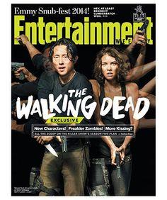 Gunned up Glenn and Maggie