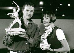 Tate Donovan and Susan Egan, the voices of Hercules and Megara. Susan Egan, Main Attraction, Disney Stars, Hercules, Going To Work, Disney Pixar, The Voice, Nostalgia, How To Memorize Things