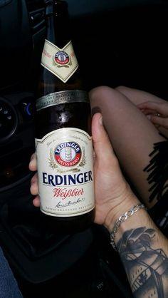 Cerveja tipo weissbier          》Erdinger 《