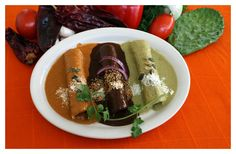 La Casita Mexicana in Bell, CA.  Apparently great authentic mexican with great mole.