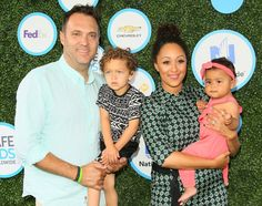 Pin for Later: Some of Your Favorite Celebrities Showed Off Their Adorable Children at an Event in LA
