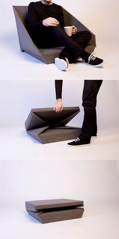 DESIGN >>> Oyster par Kawamura-Ganjavian - Journal du Design