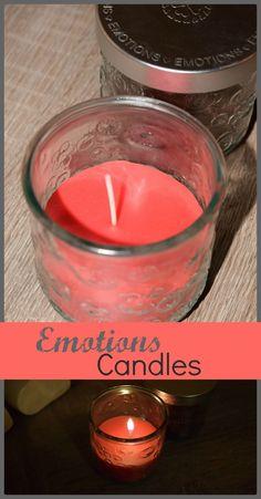 Emotion Candles - Red Berry & Cinnamon Review