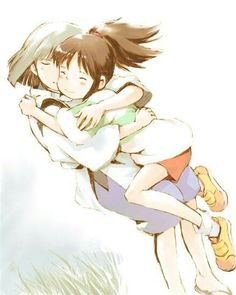 Spirited Away | My Young Heart <3