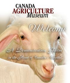 Agriculture museum located in Ottawa, Ontario, Canada! Great place for the young and old to learn about agriculture and farming! Agriculture, Canada, In The Heart, Learning, Ottawa Ontario, Binder, Planting, Travel, School