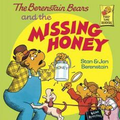 Illus. in full color. Papa Bear's favorite blackberry honey disappears, and the Bear Detectives set out to find the culprit.
