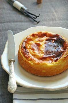 :: Flan parisien sans pâte de Michalak ::