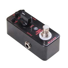 Mooer Audio Rage Machine Metal Distortion Guitar Effects Pedal