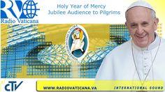 Pope Francis' Jubilee Audience 2016.09.10