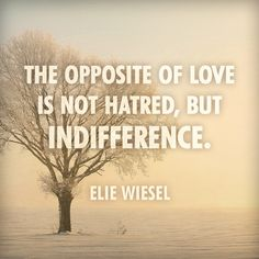 #Relationships aren't over when you get really angry or fight always. They're over when someone's indifferent. www.MarriageCounselinginDenver.com