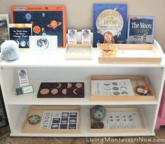 How to Prepare Montessori Shelves for a 4 Year Old Montessori Themed Shelves for a 4 Year Old The post How to Prepare Montessori Shelves for a 4 Year Old appeared first on Toddlers Ideas. Montessori Playroom, Montessori Science, Montessori Homeschool, Montessori Toddler, Preschool Curriculum, Montessori Materials, Baby Playroom, Homeschooling, 4 Year Old Activities