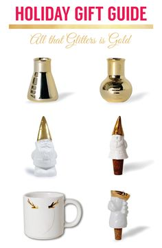 The Holiday Gift Guide for the Hostess: From mugs, throws, wine stoppers to bottle openers and more!