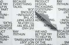 The Rivalry - Mithun Visual Identity