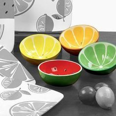 How cute are these for sorbet?