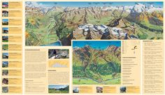 Arosa trail map Maps Pinterest Arosa Trail maps and Switzerland