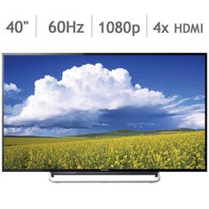 "Sony 40"" 1080p Smart LED HDTV KDL-40W590B"