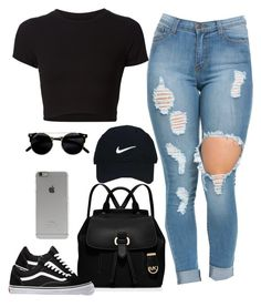 """✨"" by ishalaellis ❤ liked on Polyvore featuring MICHAEL Michael Kors, Nike Golf, Getting Back To Square One, Incase and Vans"
