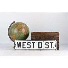Street Sign Home Decor Custom Vintage Style Street Sign Rustic Home Decor Porchsteponitart Inspiration