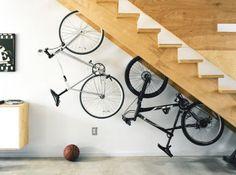 16 Briljante Oplossingen Voor Het Op Opslaan Van Je Fiets In Huis