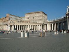 Palazzo Apostolico ◆Città del Vaticano - Wikipedia http://it.wikipedia.org/wiki/Citt%C3%A0_del_Vaticano #Vatican