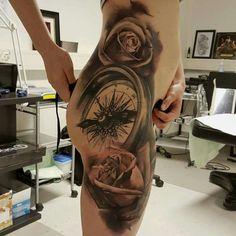 Wicked thight clock