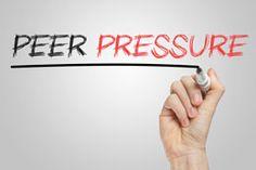 Peer Pressure in Teenagers