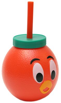 Even though I grew up in FL I LOVED drinking oj from these at wdw when I was a kid and yeah...they're back!