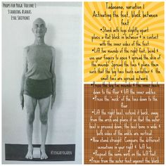 #iyengaryogaden From Props for  Yoga Volume 1: Standing Asanas