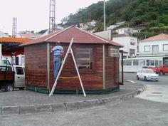 PORTO DA CALHETA: Quiosque no Porto da Calheta