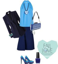 """Three chic easy pieces"" by rainbow-player9 ❤ liked on Polyvore"