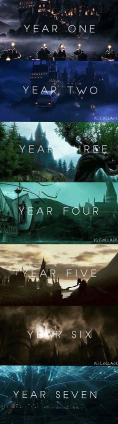 My real school, Hogwarts