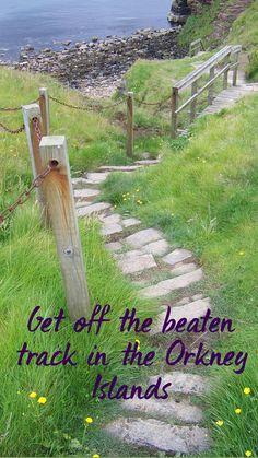 European Travel Tips, British Travel, Uk And Ie Destinations, Orkney Islands, Walking Paths, Hidden Places, Slow Travel, Scottish Islands, Scotland Travel