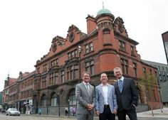 The historical Bruce Building, Percy Street, Newcastle is to be transformed into a new mixed-use development