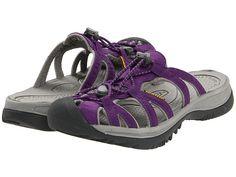 Keen Whisper Slide (purple heart/neutral grey)