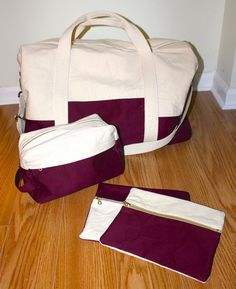 Portside Travel Set by Grainline