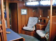 1996 Hallberg-Rassy H.R. 45 Sail Boat For Sale - www.yachtworld.com