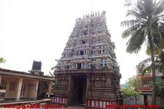 Panjetty Agastheeswarar Temple Near Thatchoor