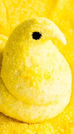 Homemade Peeps ~ SO easy and seriously SO DELICIOUS... Recipe and video tutorial