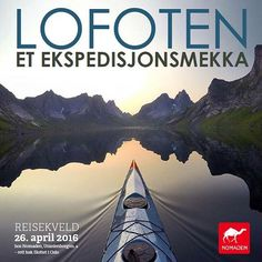 Next up together with & Looking forward to present capture by and cover design by Norway Travel, Lofoten, Fishing Villages, Never Stop Exploring, Gopro, Trip Planning, Cover Design, Kayaking, Outdoor Gear