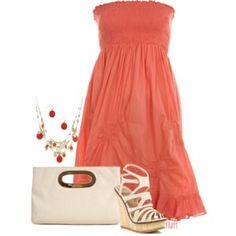 Summer Dress - Polyvore