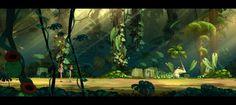 Backgrounds favourites by Kostli on DeviantArt