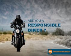 Why do you need #insurance for your #bike? Not only is it compulsory by law but also because while on the road, you're responsible for the safety of other passengers, To know more click here:http://bit.ly/2c0cTbB