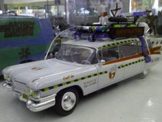 Ecto 1 Shines in the 11th IPMS Nationals
