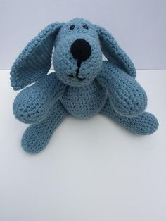Crochet Puppy Dog Amigurumi  Free Shipping Toy by EmalieAlexander #FreeProTeam