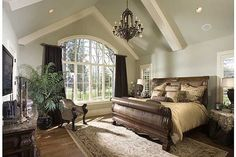 decorating high cathedral ceiling living room - Google Search